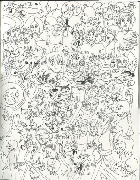 dec 1 sketchbook