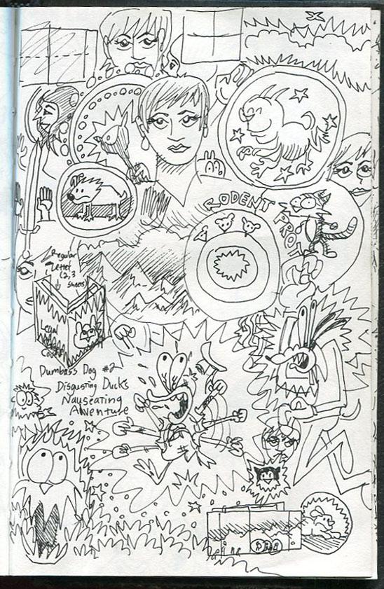 sketch mar011