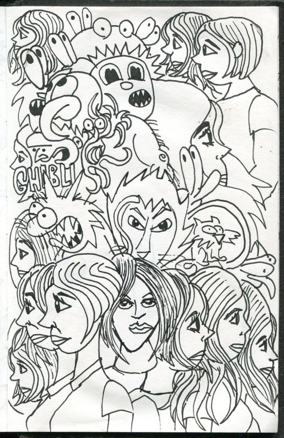 sketch mar021