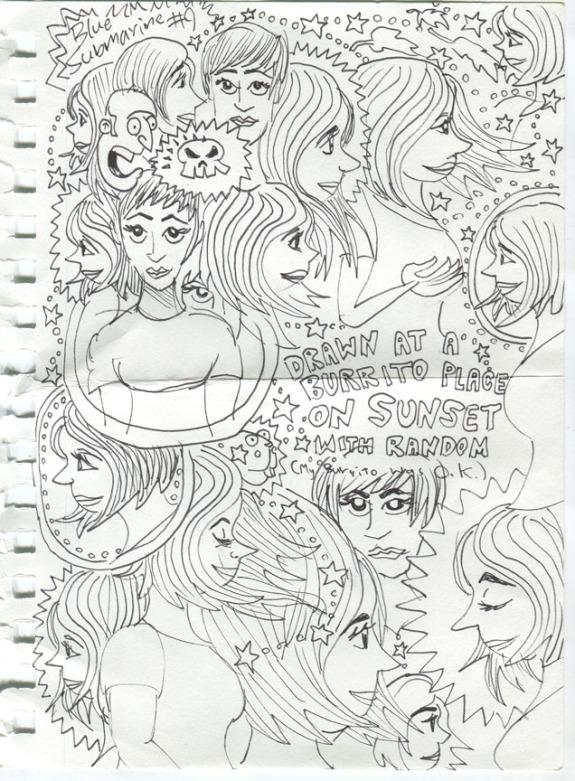 sketchbook mar 31