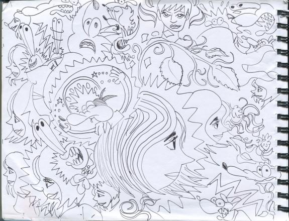 Sketch april 16