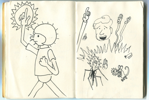 sketch april 25