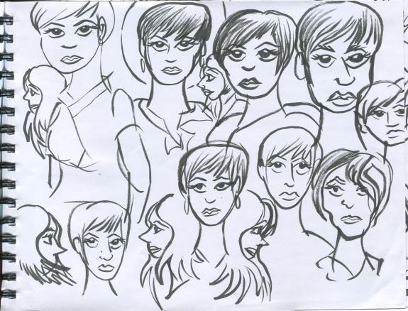 Sketchbook May 29