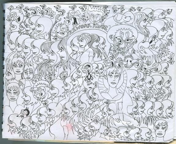 Sketch june 24