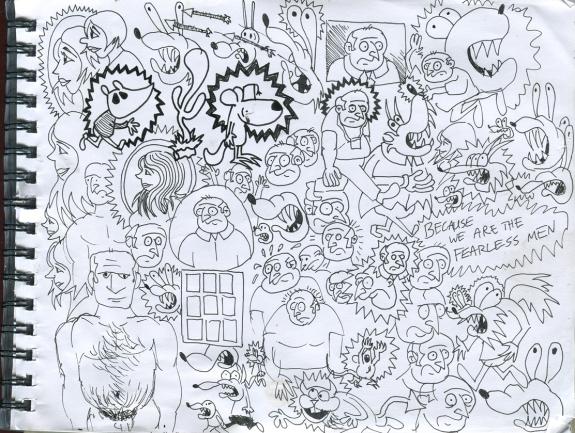 Sketch June 7