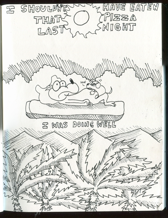 sketchbook august 27