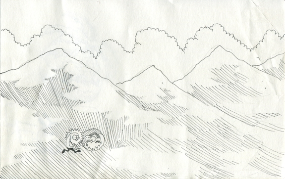 sketch dec 25