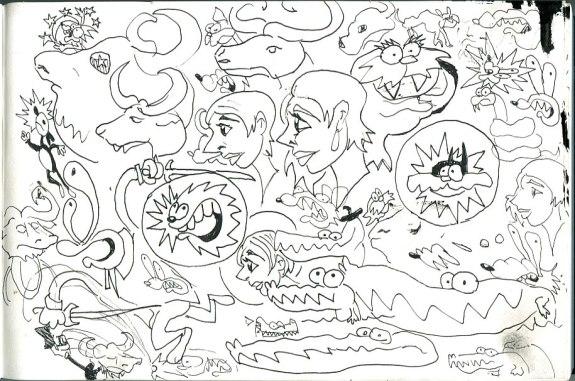 Sketchbook May 19, 2014