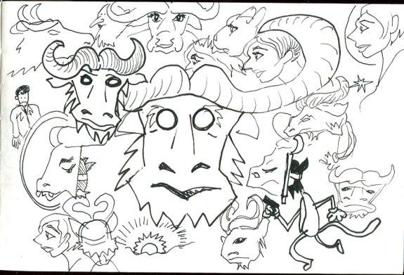 Sketchbook May 21, 2014