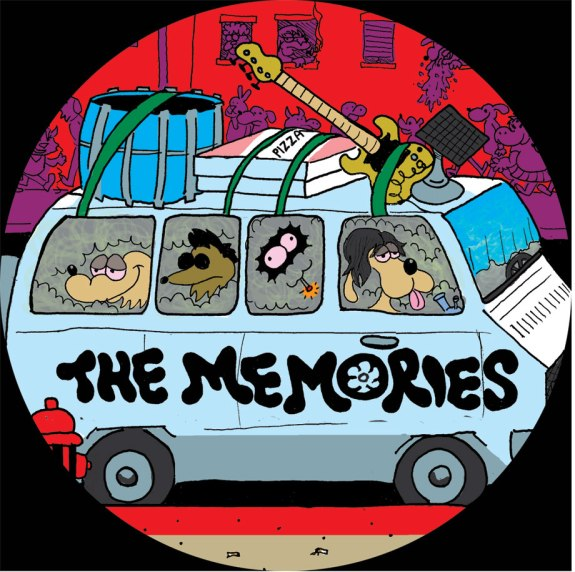 Memories-Button