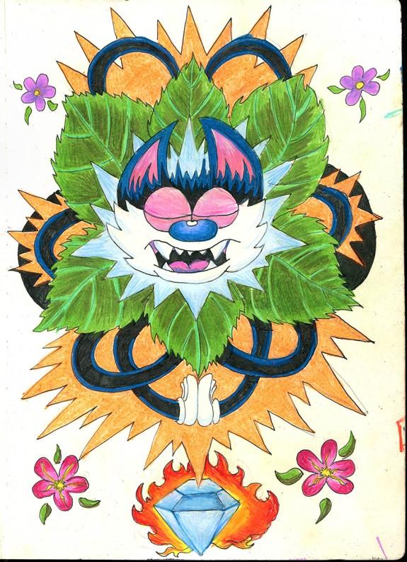 catleavescolor
