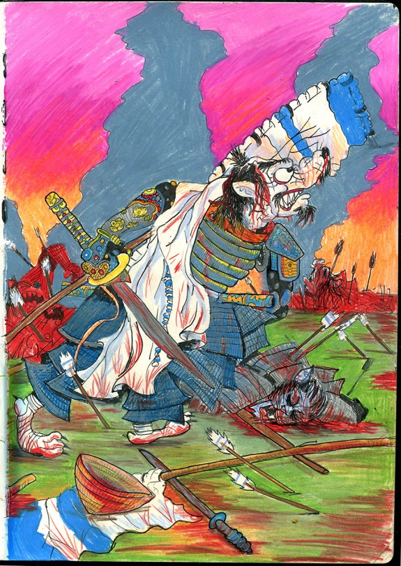 samuraiwolfcolor