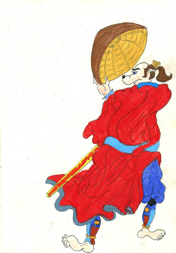 samuraihatcolor