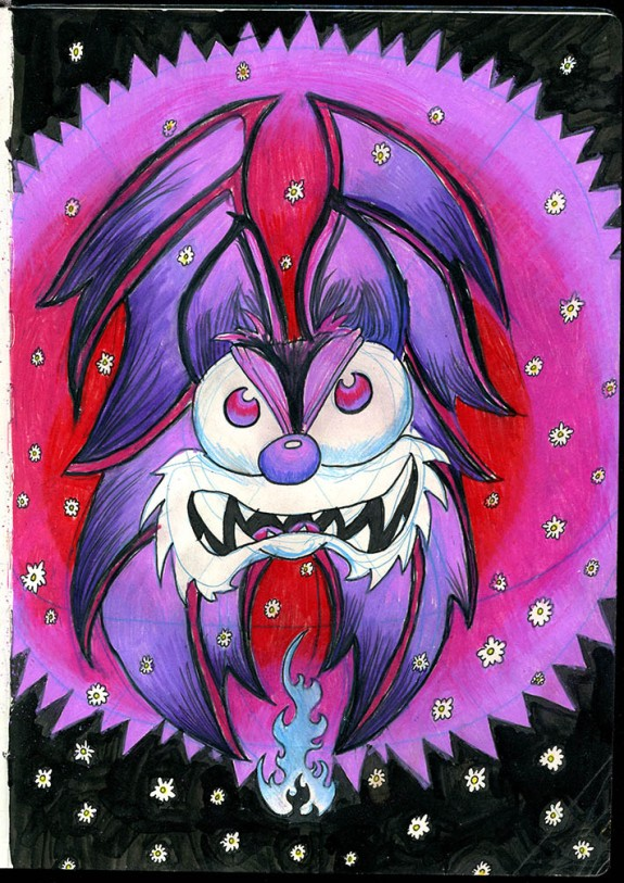 hellbatcolor