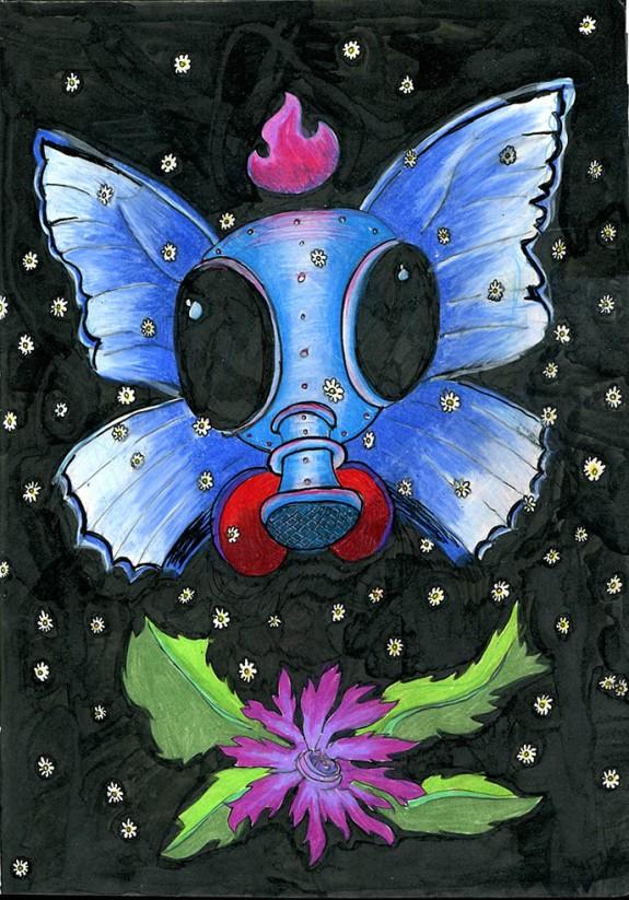 gasmaskcolor